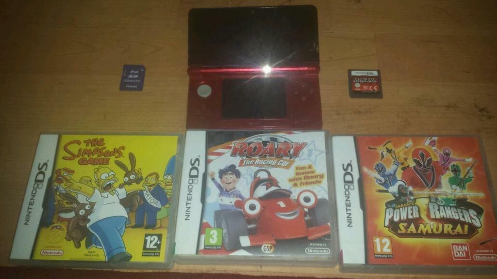 Nintendo 3ds Games For Boys 3ds With Boys Games
