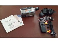 Sony Handycam CCD-TRV67E Hi8 Video8 8mm video camera camcorder + accessories