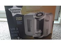 New Tommee Tippee prep machine