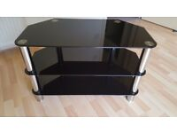 Corner TV Stand and Coffee Table