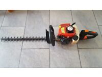 Stenson HT22A Petrol Hedge Trimmer, Used