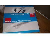 3 piece plasterers set