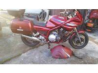 Yamaha xj 900 full mot