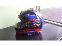 G-Rex G06 Motorbike Helmet size S/56 AS New