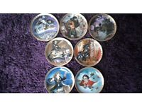 Harry Potter Collectors Plates