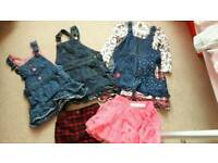 3-4 years girls bundle
