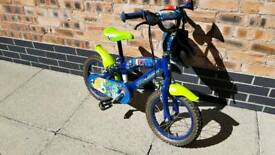 "Boy's 14"" Ben 10 bicycle"