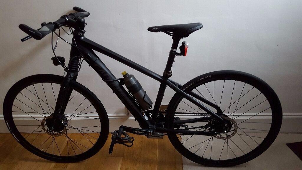 Electric Bike-Cytronex Powered Cannondale Bad Boy Ultra 8