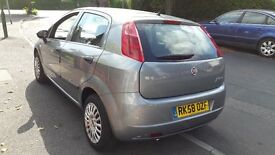 Great Value Fiat Grande Punto. 58 Plate. 75,000 Miles. 11 months MOT NO advisories.