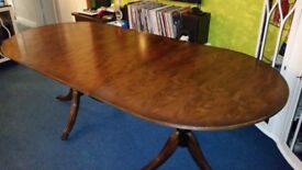 Large Foldable Dining Room Table for Sale
