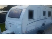 2013 Adria Altea Sportline: 6 Berth Caravan with Ventura Awning