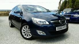 2011 60 Reg Vauxhall Astra SE 1.7 CDTI ECOFLEX 108 Estate