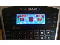 Roger Black Heady Duty Incline Treadmill **FREE DELIVERY**