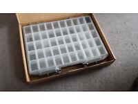Compartment Box, 55mm x 425mm x 330mm
