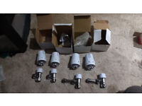 trvs for sale .Thermostatic Radiator Valves