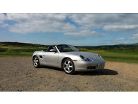 Porsche Boxster 986 2.7 Excellent example