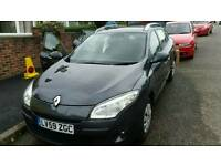 Renault megane 1.5dci Estate TomTom version