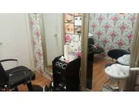 Salon for Women to rent