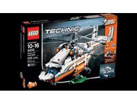 Lego Technic 42052 Heavy Lift Helicopter 2-in-1 *Brand NEW*