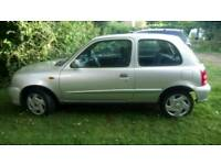 SOLD Nissan Micra Twister 2002 Spares&Repairs
