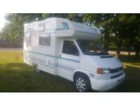 Swb motorhome 2 birth vw compass low miles