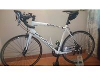LIKE NEW! Specialized Allez Road Competition Bike - Size 58 cm (xl) - 2014 - bonus stuff included