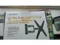 New VonHaus Ultra Slim TV bracket