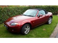MAZDA MX5 - one owner, very low mileage - PRIVATE SALE