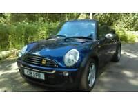 Mini convertible 62000 miles excellent condition 2005