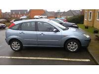 Ford FOCUS 2004 Ghia