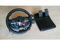 Logitech Driving Force GT - racing wheel for PS3/PC