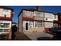 LOVELY 3 BEDROOM HOUSE AVAILABLE IN WOODEND WAY, NORTHOLT, UB5 4QQ
