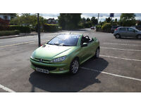 FOR SALE PEUGEOT 206 CC - Offers