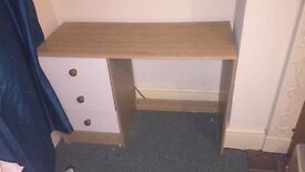 *FREE* wooden dressing table collection only
