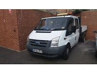 For sale ford transit tipper 2008
