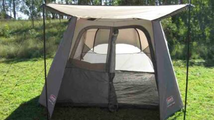 Coleman 4 person instant tent. used 3 times Toowoomba 4350 Toowoomba City Preview
