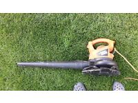 **BLACK AND DECKER**GARDEN BLOWER**VERY POWERFUL !!!**ELECTRIC**FULLY WORKING**MORE TOOLS AVAILABLE*