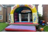 17x14 adult and children's bouncy castle