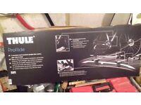 Thule roof bars & cycle carriers (unused)