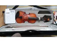 3/4 size Vivente Violin