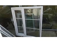 upvc window and glass