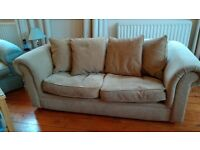 Large sofa bed - 3 seater sofa £50 for quick sale