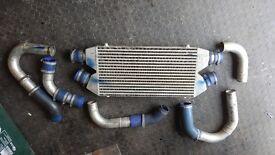 Audi s4 b5 intercooler
