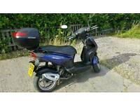 SYM SYMPLY 50CC SCOOTER MOPED 2008