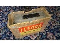 ILFORD Portable 100 Watt Projector