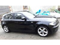 BMW 1 Series 116d Sport Black