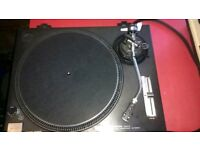 Technics SL1210 turntable