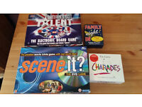 Scene It - Britain's Got Talent - Charades - Family Night in games - £10
