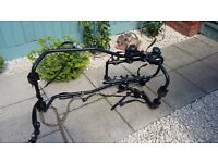 Rear mounted cycle carrier