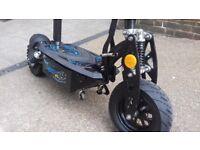 SXT 1000w XL, 48v road legal scooter
